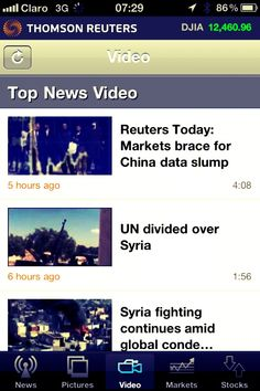 Reuters compra empresa que desarrolla aplicaciones para iOS y Android