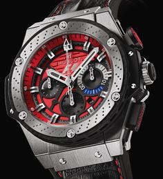 Hublot Big Bang King Power F1 Chronograph- 'Austin' Texas Special Edition 250 Pieces
