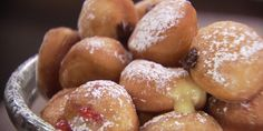 Donuts by Chuck Hughes