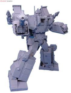 Transformers Masterpiece MP-22 Ultra Magnus prototype