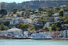 Sausalito, California Julee Terilli Aug 2013 Been there done that! Sausalito California, California Dreamin', San Francisco, Cruise Destinations, Marin County, August 2013, Golden State, Bay Area, Travel Around The World