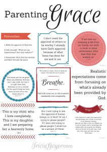 Parenting Grace - Free Printable - TriciaGoyer.com