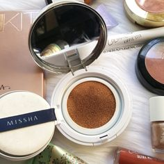 Missha Magic Cushion in No. 23 - February Monthly Favorites and Reviews - www.thebeautyjournalsxo.com - IG: @thebeautyjournalsxo