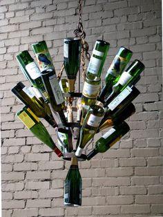 Luce de Vino Chandelier