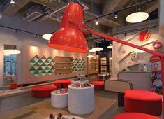 apple & pie children shoe boutique by Stefano Tordiglione Design, Hong Kong kids store design