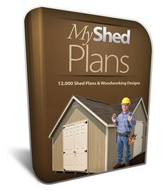 Shed Plans - Shed Plans with Shed Blueprints, Diagrams Woodworking Designs, Kits, Storage Garden Shed Plans Patterns - Now You Can Build ANY Shed In A Weekend Even If You've Zero Woodworking Experience!