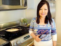 Maangchi AKA Emily Kim - She makes the BEST Korean recipes!!!  http://www.youtube.com/maangchi