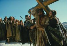 Thank you Simon of Cyrene...pray for me