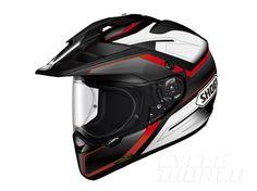 Shoei Hornet X2 Seeker TC-1 helmet