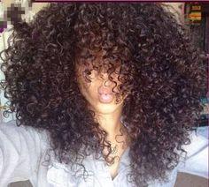 human hair wigs for black women kinky - Google Search