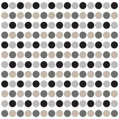 York Wallcoverings RMK2751SCS Neutral Confetti Dots Peel and Stick Wall Decals Multi Home Decor Wallpaper Wall Decals