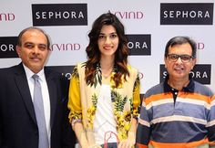 Sephora Bangalore Launch With Actress Kriti Sanon