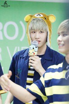 [13.08.16] Makbang Mini Fanmeeting - JinJin e Rocky