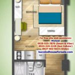 Amaia Steps Capitol Central Studio Model - Bacolod House for Sale Bacolod, Condominium, Studio, Modern, House, Trendy Tree, Home, Studios, Homes