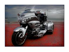 Used Honda Goldwing Trikes | Mal Bray › Portfolio › Honda Goldwing Trike Three Wheeler