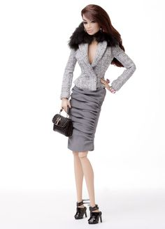 THE FASHION DOLL REVIEW: Fashion Royalty Collection 2012