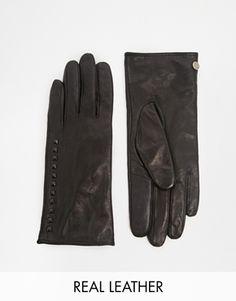 Esprit Tech Leather Gloves
