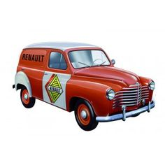Solido diecast model cars and trucks are now available from uk diecast models buy online now!! Renault Colorale Van 1953 - Renault