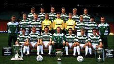 A lifetime of Celtic FC: 125 pics for 125 years | Centenary year: Landing the cup double. | Galleries | Sport | STV