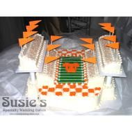 University of Tennessee grooms cake- GO VOLS!
