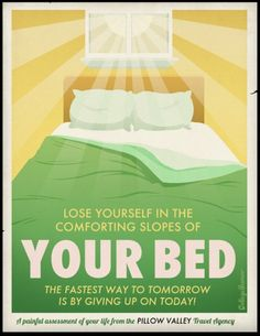 Caldwell Tanner - Travel Poster for Your Bed