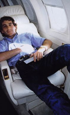 Ayrton Senna, siempre!.