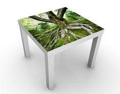 Design #Tisch Alter Baum 55x55x45cm #wohnzimmer #ideen #wohnen #relaxen #ruhe #essen #Besuch #Stube #Wandbild