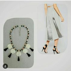Unique necklace means unique style !!