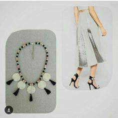 Unique necklace means unique style !!