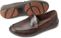 Born Mens Harmon in Canoe on bornshoes.com