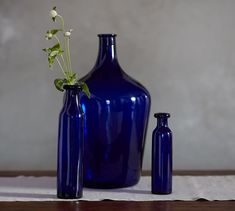 Cobalt Vases | Pottery Barn