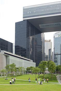 Sede de Gobierno de HKSAR / Rocco Design Architects HKSAR Government Headquarters / Rocco Design Architects – Plataforma Arquitectura