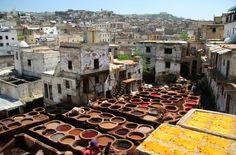 Fez, la ciudad antigua de Marruecos - http://directorioturistico.net/fez-ciudad-antigua-marruecos/