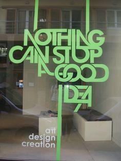 typography signage - Google 검색