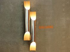 Aluminium wall light GALLIANO | Wall light - Delightfull