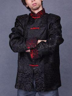 Dragon Brocade Jacket