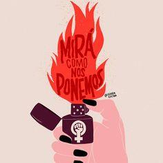 feminist art on Behance Girl Power Tattoo, Power Girl, Feminist Quotes, Feminist Art, Protest Posters, Girls Be Like, Illustrators, Illustration Art, Artsy