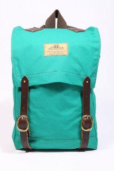 Seil Marschall green backpack £200