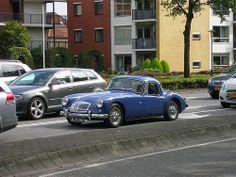 MG A Coupé 1958 / 2002 Apeldoorn
