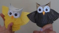 recycled toilet paper rolls - YouTube