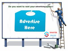 #List your #advertising #space for #rent with #SmarterSpaces and enjoy huge #rentals.