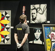 NZ Art Show 2013 Nz Art, Baseball Cards, My Favorite Things