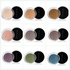 Mary Kay Creme Eye Shadow. Primer and shadow in one step.