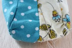 DIY Handmade Fabric Baby Shoes | eHow