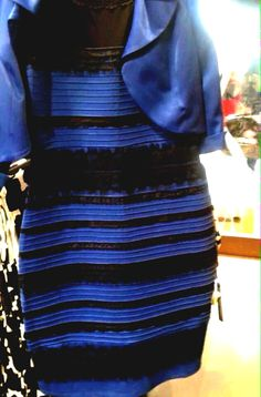 Black or blue dress illusionimages
