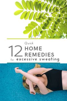 If you're looking for alternative treatments for hyperhidrosis, here you have 12 effective home remedies for excessive sweating that work! Reasons For Excessive Sweating, Home Remedies, Natural Remedies, Thyme Tea, Alternative Treatments, Skin Problems, Natural Skin, The Cure