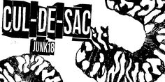 New free font 'Cul-De-Sac' by junkohanhero · Free for personal use · Latest Fonts, Free, Bag