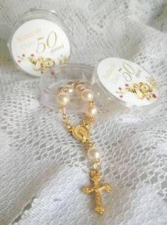 Lembrancinhas - bodas de ouro