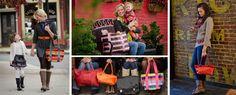 Maggie Bags | Fashion Fabulous Seatbelt Handbags #MaggieBags #SeatbeltHandbags #handbags #purses