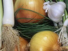 Allium Foods that will extend your life!